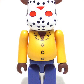 MEDICOM TOY - BE@RBRICK SERIES 3 HORROR