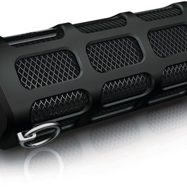 Philips - Shoqbox Universal Bluetooth Portable Speaker SB7200 Black