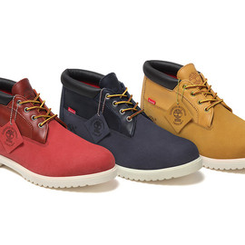 Supreme - Supreme x Timberland 2012 Fall/Winter Waterproof Chukka Boot