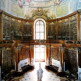 Vienna Austria - Austrian National Library