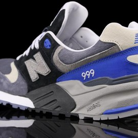New Balance - New Balance 999 Elite Edition Grey/Blue/Black