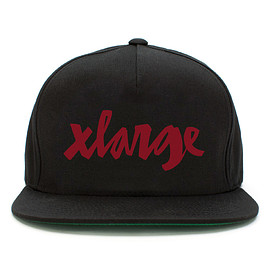 X-Large, Chocolate Skateboards - X-LATE SNAPBACK CAP