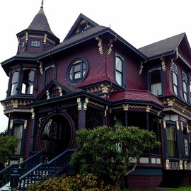 Victorian House, Arcata, California