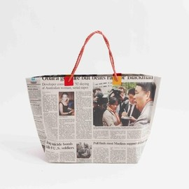NEWSED - News paper bag (toto )