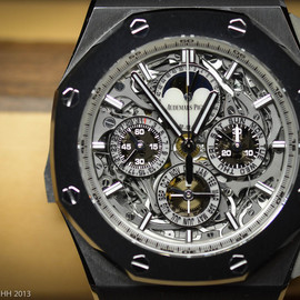 Audemars Piguet - Audemars Piguet Royal Oak Offshore Grand Complication In Titanium And Ceramic