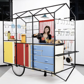 geneva university of art and design students - mobile kitchen