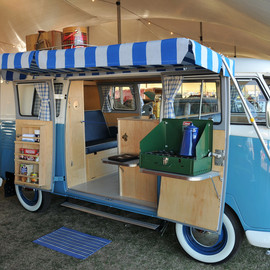 Cute VW Bus