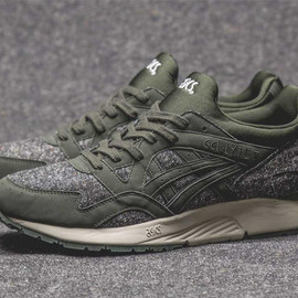 asics - Gel Lyte V - Olive/Tweed