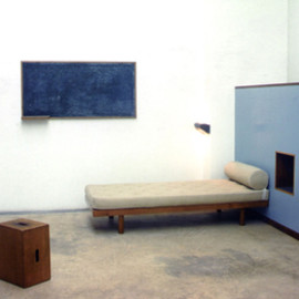 "Le Corbusier - Furniture for a ""Maison du Brésil"" Bedroom"
