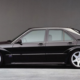 Mercedes Benz - 190E 2.5-16 Evolution II