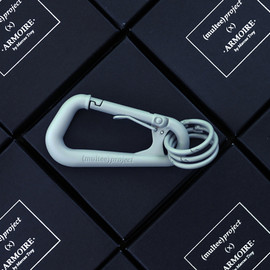 (multee)project x ARMOIRE - (multee)project x ARMOIRE by Marcus Troy Type-1 Carabiner