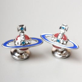 Vivienne Westwood MAN - JEWELLERY Mini Bas Relief Cufflinks