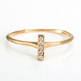 double fingers ring