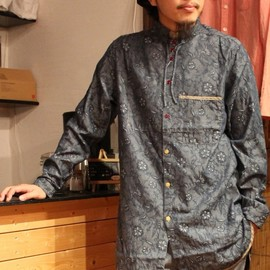 VOO - LONG LONG SHIRT