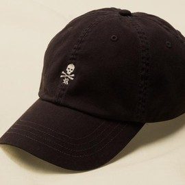 RUGBY RALPH LAUREN - small skull rugby cap