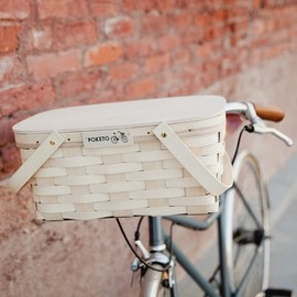 Poketo - Picnic Bike Basket