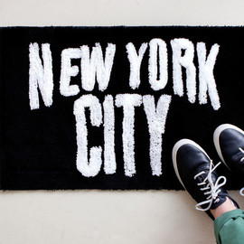 SECOND LAB - New York City Rug