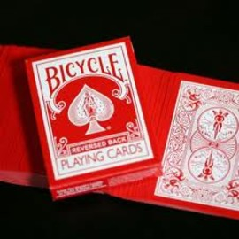 BICYCLE - RED DECK