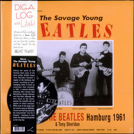THE BEATLES - THIS IS THE SAVAGE YOUNG 【限定クリアヴァイナル仕様!!】