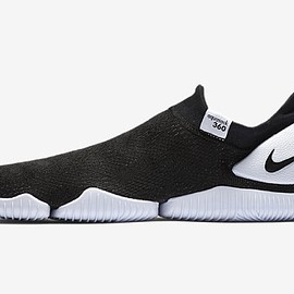 "NIKE - NIKE AQUA SOCK 360 ""Black/White"""