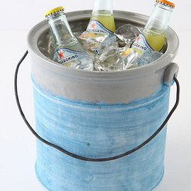ANTHROPOLOGIE - Paint Can Ice Bucket, Large