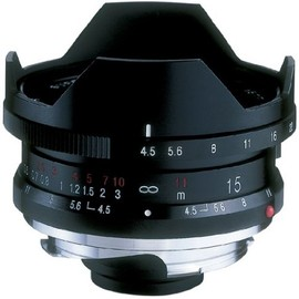 COSINA - VoightLander SUPER WIDE HELIAR 15mm F4.5 Aspherical II