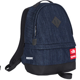 Supreme, THE NORTH FACE - Denim Day Pack
