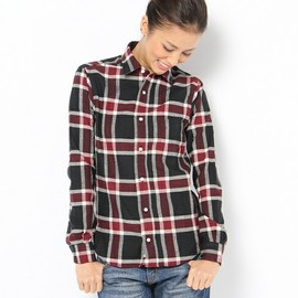 INDIVIDUALIZED SHIRTS - ODORANTES別注 FLANNEL CHECK