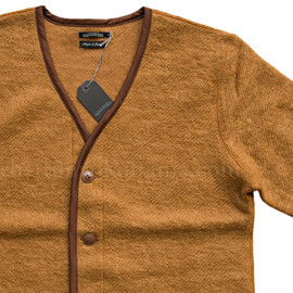 SUNNY SPORTS - PIPING CARDIGAN(CAMEL)