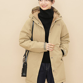 THE NORTH FACE - 【THE NORTH FACE】Makalu Down Coat