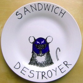 The Sandwich Defender Bear