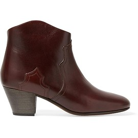Isabel Marant - Étoile Dicker leather ankle boots