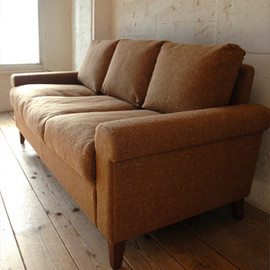 TRUCK FURNITURE - 132. FK SOFA TRIM 3-SEATER