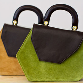 72 Smalldive - 72 Smalldive Ps & Qs Handbag