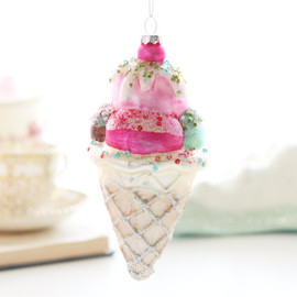 kino - Sweet Corn Ice Cream Ornament (スペシャルトリプル)