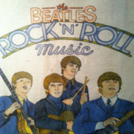 The Beatles - ROCN 'N' ROLL music Tシャツ