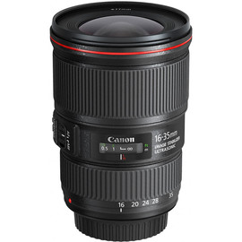Canon - EF16-35mm F4L IS USM
