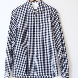 DIGAWEL - GINGAM SHIRT