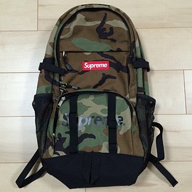 Supreme - 15SS Supreme back pack