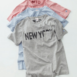 T1011 TEE  【Made in USA】