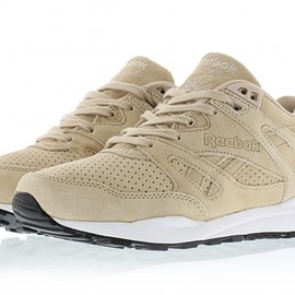 Reebok - Ventilator Perforated - Oatmean/White/Black