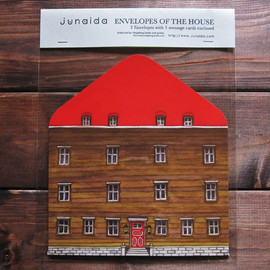 junaida - ENVELOPES OF THE HOUSE