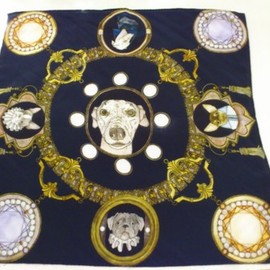 SWASH - silk scarf
