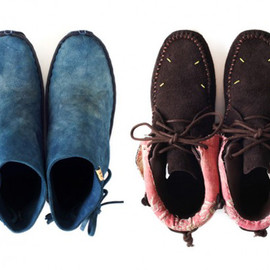 Visvim - 2011 EYE OF GYRE Exclusive