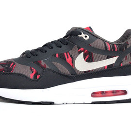 NIKE - AIR MAX I PREMIUM TAPE 「LIMITED EDITION for NON FUTURE」 BRN/RED/CAMO