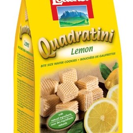 Loacker Quadratini - Lemon