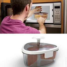 quirky - AutoStir - auto-stirring microwave bowl