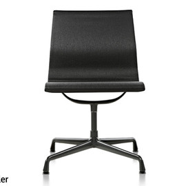 Herman Miller - Eames Aluminum Group Side Chair Armless Outdoor