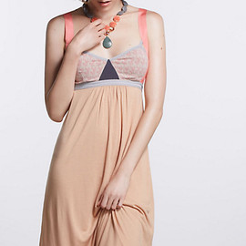 Anthropologie - Neutral Capitular Chemise