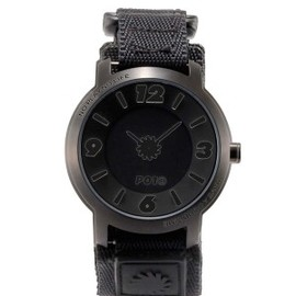 P01TIME - SUPER ANALOG COAL BLACK